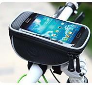 ROSWHEEL PVC et PU Matière Texture Series Cyclisme sac de transport Cell-Phone