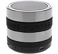 IHB08T mini altoparlante di Bluetooth con il TF porta per il telefono / Laptop / Tablet PC