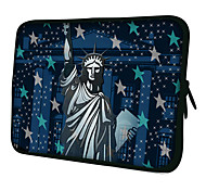 "Statue of Liberty 7"" 10"" Protective Sleeve Case for P3100/P6800/P5100/N8000"