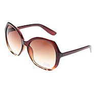 Women's Butterfly Plastic Frame Sunglass(Assorted Colors)