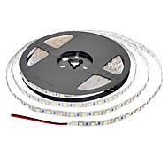 zdm ™ 120w 2 x 5m 600x5050 blanca fría SMD llevó la luz de tira (dc12v)