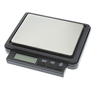 Nouveau Portable Pocket Digital Scale - 1000g/0.1g (2 x AAA)