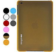 DiscoveryBuy Solid Color Hard Case for iPad mini 3, iPad mini 2, iPad mini (Optional Colors)