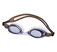 1800 Unisex Anti-Fog Swimming Goggles(Transparent)