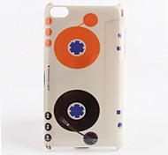 Protective Tape Pattern Case for iPod Touch 4