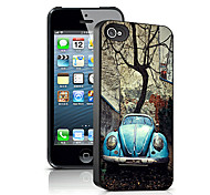 Bus Pattern 3D Effect Case for iPhone5