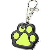 Gatos / Cães Marcadores Luzes LED Verde Plástico
