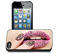 Lips Pattern 3D Effect Case for iPhone5