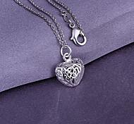 3D Heart Pendant (Pendant Only)