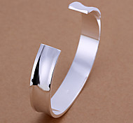 Silver Bracelet  Lknspcb078-2