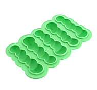 Cute Animal Carpenterworm Silicone Model Ice Mould Ice Tray Free Shipping