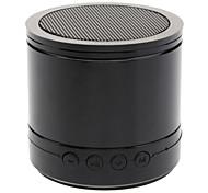 Мини Симпатичный черный Bluetooth спикера