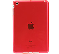 Solid Color Transparent Case for iPad mini 3, iPad mini 2, iPad mini (Assorted Colors)