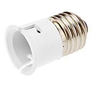 E27 to B22 Bulbs Socket Adapter