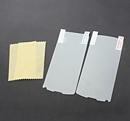 2 Packed HD Screen Protector with Cleaning Cloth for Google Nexus 4 LG E960