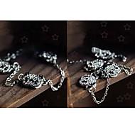 De moda de Corea Señora Sweet Lady Diamond pulsera brazalete de diamantes Panda B151