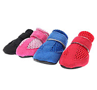 Dog Socks & Boots - S / M / L / XL / XXL - Winter - Red / Black / Blue / Pink Mixed Material / Cotton