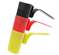 Creative Tea Spoon Strainer Filter(Random Color)