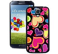 любовь шаблон 3d случае эффект для Samsung 9500