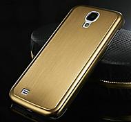 Funda Dura de Aluminio para Samsung Galaxy S4 I9500 0.5mm de Grosor