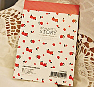 Rose Romantic Story Notepads
