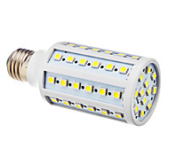 12W E26/E27 LED Corn Lights T 60 SMD 5050 lm Cool White AC 220-240 V