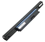 5200mAh Ersatz Laptop Akku für Acer Aspire 4745 AS10B73 4820GT 4820T 4820TG 5820T 5820TG - Schwarz