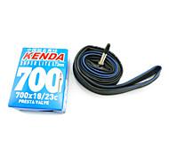 KENDA Super light 700C 18C-23C FV 0.73mm Thickness Rubber Material Inner Tube For Road Bike