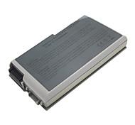 5200 mAh ersättningsbatteri till bärbar dator - DELL Latitude D505 D510 D520 D600 D610 D530 D500 Inspiron 500m 510m (grå)
