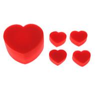 Heart Shaped Magic Sponge Magic Set for Love