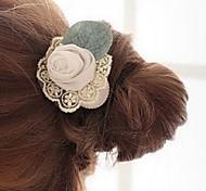 Z&X®  Lovely Chiffon Rose Ring