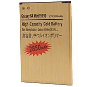 Batería del teléfono celular 2850mAh para la galaxia mini-s4 i9190