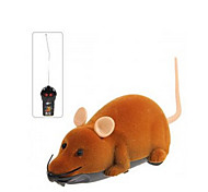 Electronic Remote Control Mouse Toy for Trick/Playing with Cat