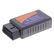 Works On Android Torque Elm327 Bluetooth V1.5 Interface OBD2/OBDII Auto Car Diagnostic Scanner