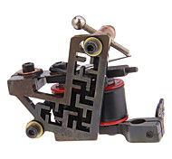 New Arrival Handmade Coil Tattoo Machine 10 Wrap Coils Tattoo Gun For Shader