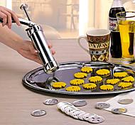 utensílio de cozinha biscoitos do bolinho de imprensa máquina de decoração do bolo conjunto fabricante de biscoito