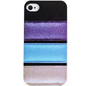 Joyland Fashion Eye Shadow Case Pattern ABS Back Case for iPhone 4/4S