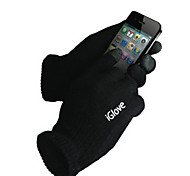 iGlove Three Fingers Touch Screen Gloves for iPhone, iPad and All Touchscreen Devices