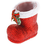 "3.5"" Red Gift Boot for Christmas"