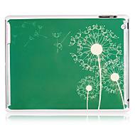 Dandelion Kunststoff zurück Fall für iPad 2/3/4