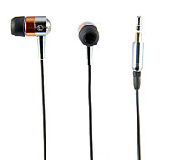 High Quality Metal Earphone(5 Color)