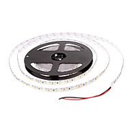 Лента светодиодная 120x3528SMD 48W 1800-2400LM 2800-3200K теплый белый свет, длиной 5м (DC12V)