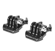 2X QD Buckle For Gopro HD HERO 3 and  2 Surface (Black)