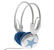 EP02 Universal 40mm Conductor de 3,5 mm unidad sobre la oreja los auriculares (150 cm, colores surtidos)