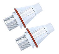 2*7W White CREE LED Angel Eye Halo Bulb Light for BMW E39 E53 E60 E63 E64 E65 E66 E83 E87 Error Free