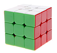 DIY Guobing 3x3x3 ABS Brain Teaser Magic IQ Cube Complete Kit