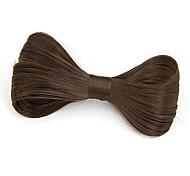 Grandes horquillas peluca del Bowknot