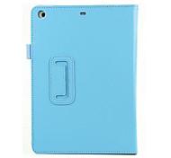Lichi Grano PU Custodia in pelle 2 Fold con il basamento per iPad Air iPad 5 (colori assortiti)