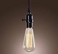 40W Traditional/Classic / Vintage Mini Style / Bulb Included Pendant Lights  Dining Room/Office