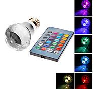 RGB , A control Remoto) - E27 3 W AC 85-265